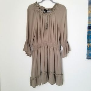 Forever 21 contemporary mini dress size XL